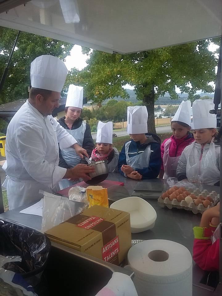 Cours de cuisine bretagne crozon gite kerburu - Offrir des cours de cuisine ...