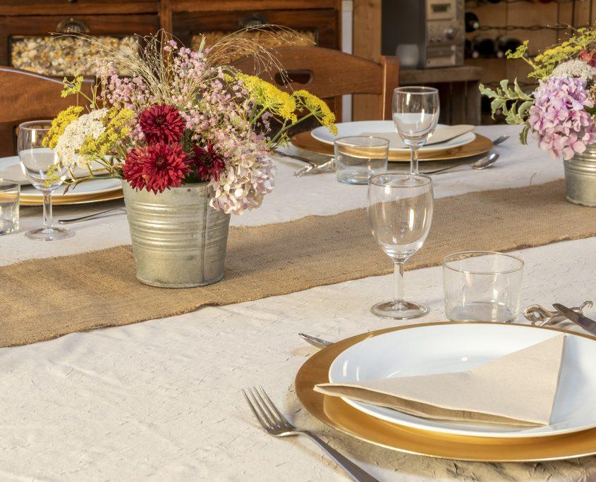 La table d'Hôtes de Kerburu